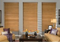 Wooden Blinds, Window Treatments, New York, NY